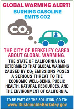Proposed warming label on some gas pumps in California.