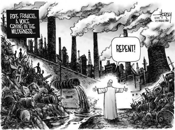 Pope-Repent