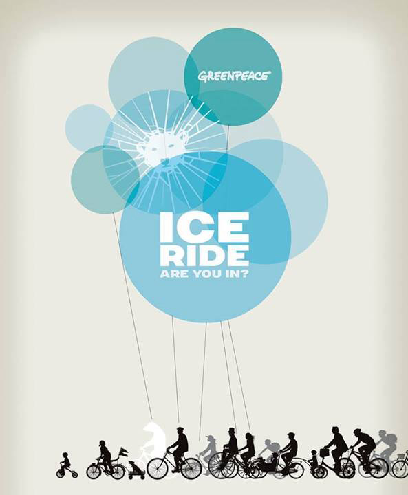 Ice Ride poster