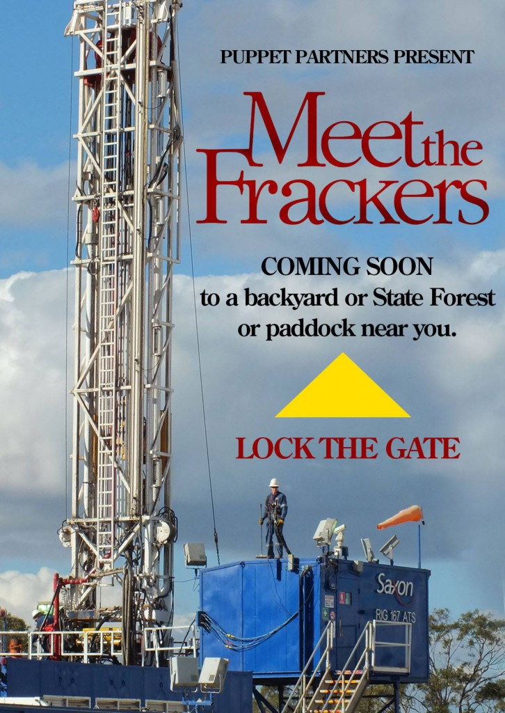 Meet the Frackers poster