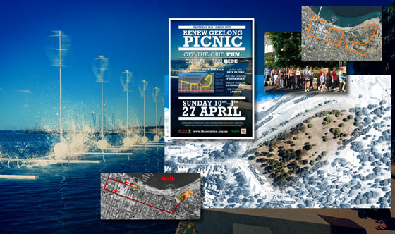 Renew Geelong Picnic