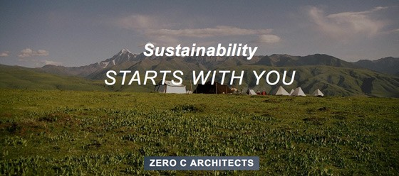 Zero C Architects ad