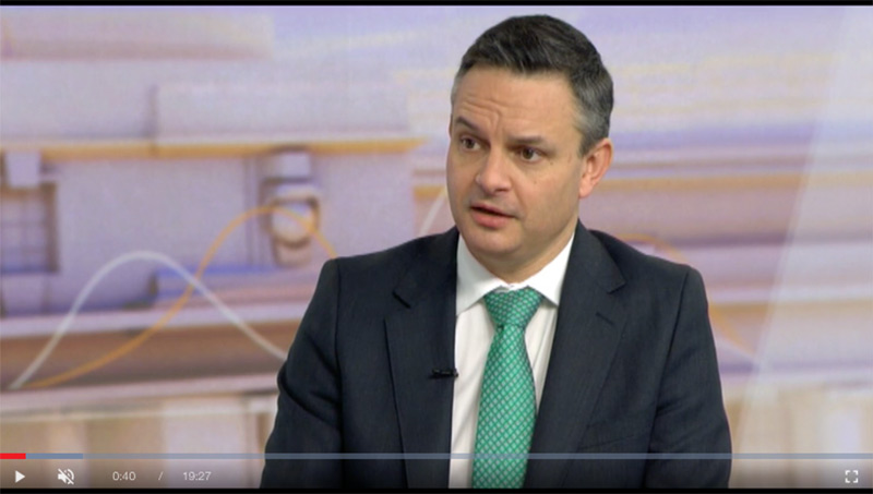 James Shaw in Newshub Nation