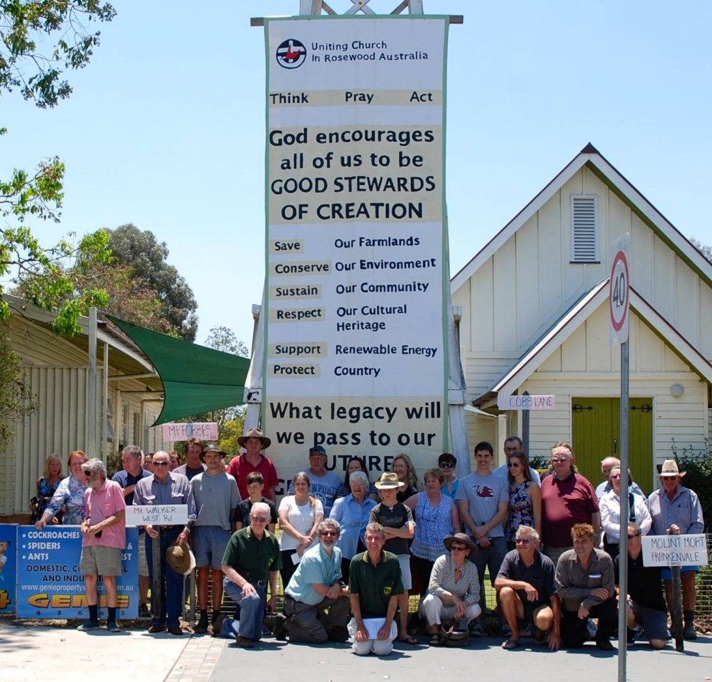 Australia: Uniting Church in Rosewood, Queensland