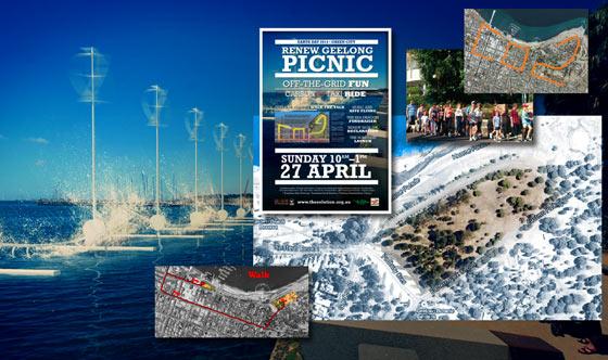 Renew Geelong Picnic
