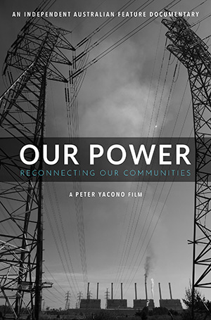 Our Power poster