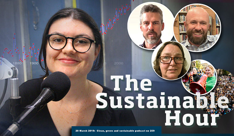 Alex Marshall in The Sustainable Hour