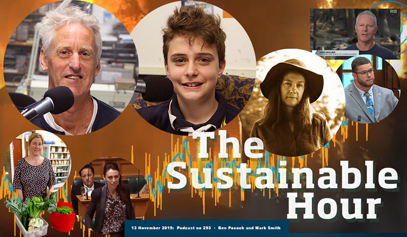 The Sustainable Hour no 293